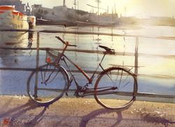 Konstantin Sterkhov - Bicycle Harbor