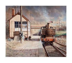 Michael Salt - Halesowen Station