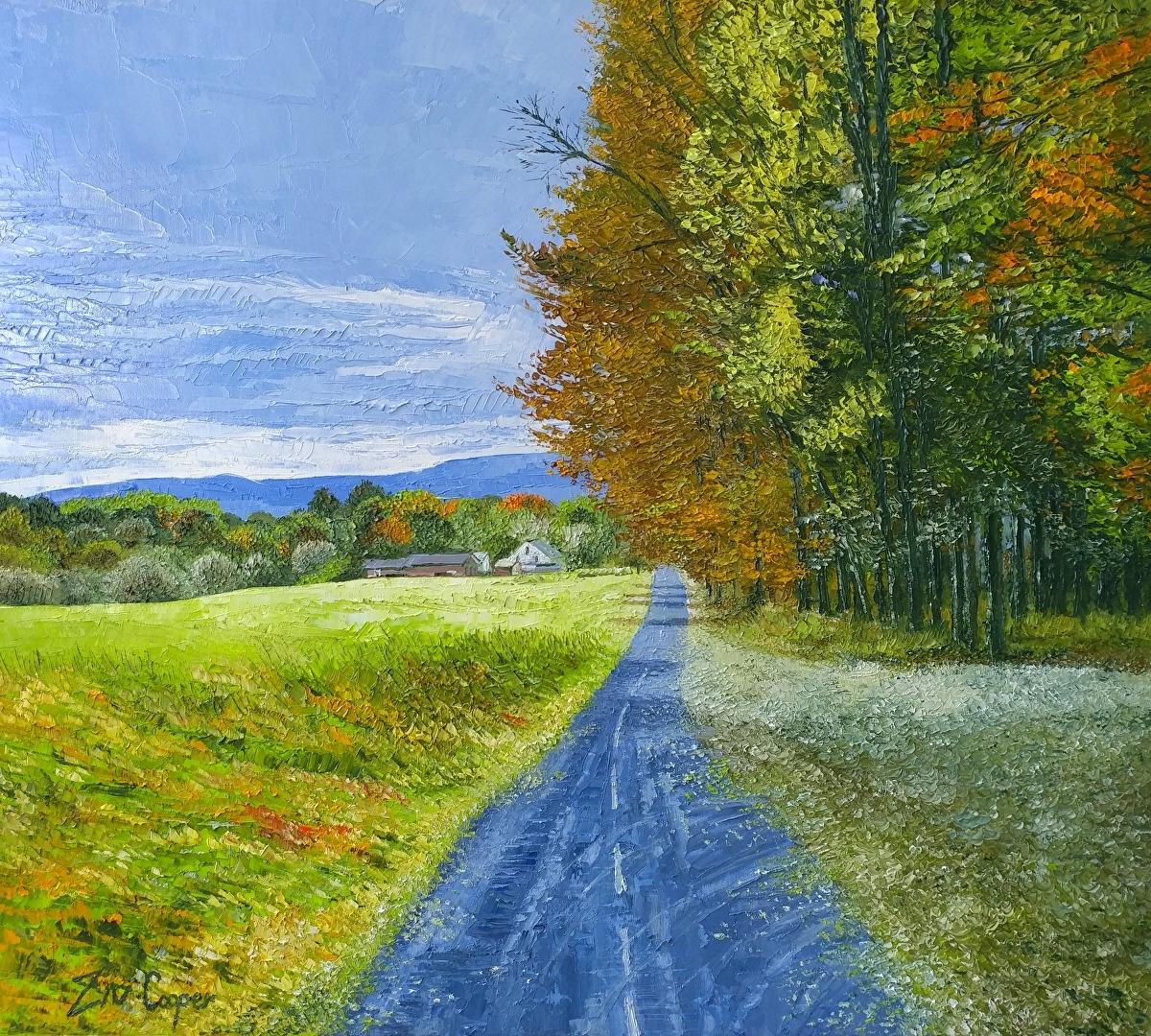 Ziv Cooper - Green Fields
