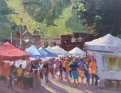 Michele Byrne - Saturday Morning Market