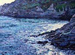 Andrew Barrowman - Evening Glow, Prussia Cove