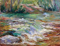 Brenda P)innick - Blue Ridge Creek
