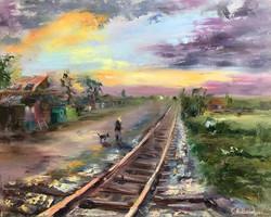 Garry Nalbandyan - Abandoned Station