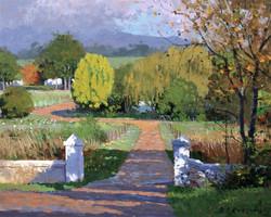 Roelof Rossouw - The Entrance, Devon Valley