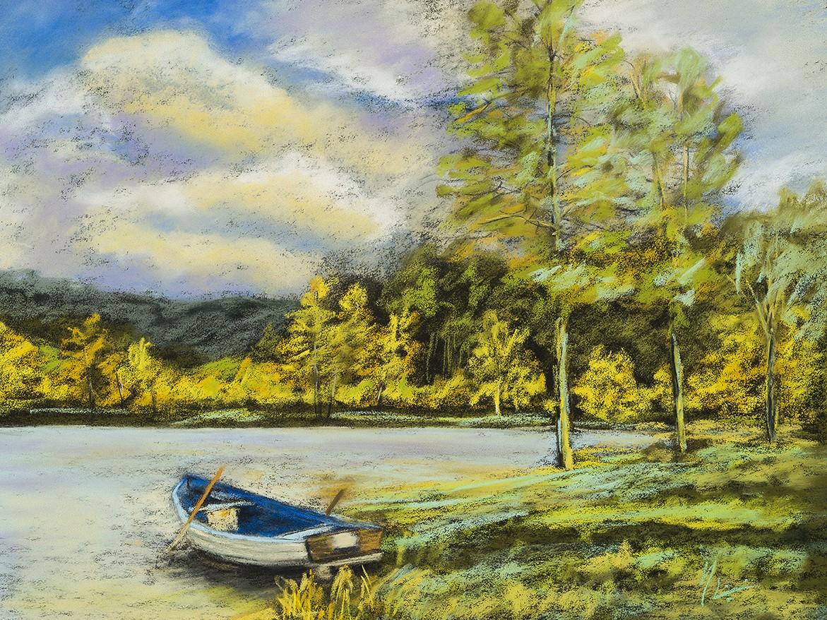 Pascal Gauthier - The Boat (La Barque)