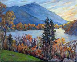 Irina A. Pisarenko - Mount Monadnock