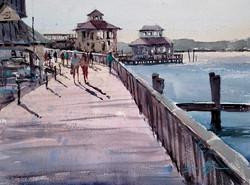 Brienne M Brown - On the Boardwalk