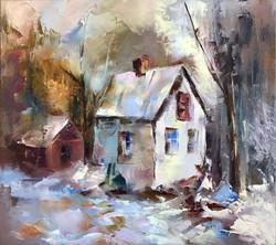Garry Nalbandyan - Winter Sketch