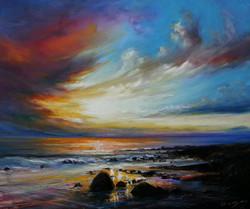 Roman Rocco Burgan - Beara Sunset