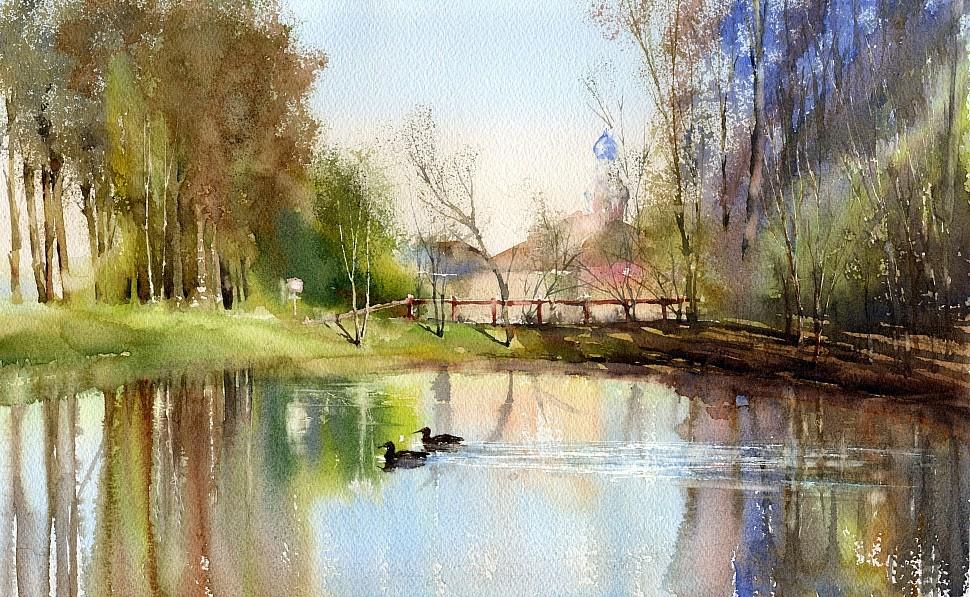 Vladimir Tuporshin - Upper Andreevsky Pond