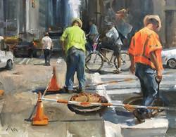 Kyle Ma - Roadside Workers