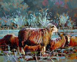 Brian Simons - Winter Sheep.jpg
