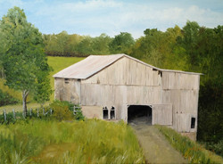 Alan Lakin - The Old Barn