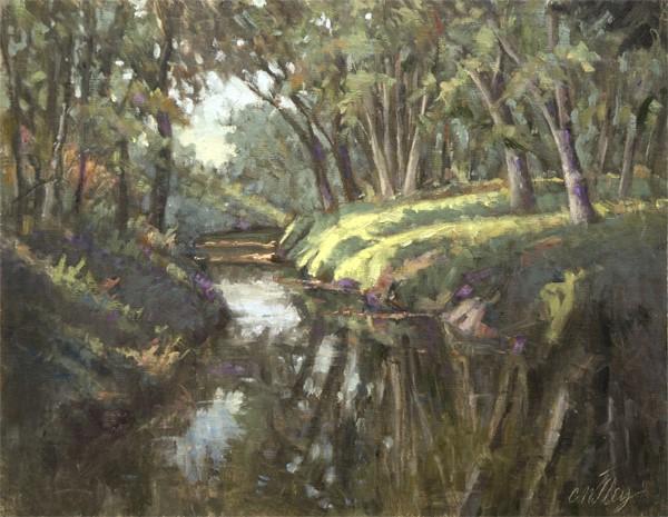 Chris Willey - Rush Creek Morning Sun