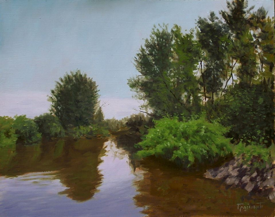 Dejan Trajković - River