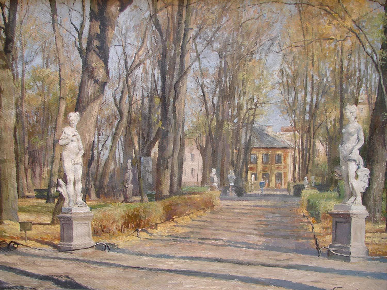 Azat Galimov - Summer Garden