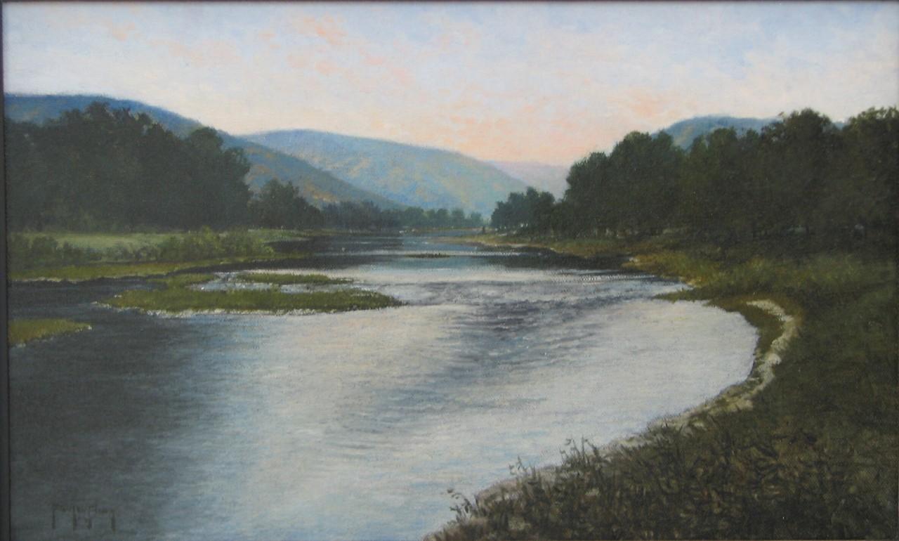 Paul W. Flury - Pine Creek