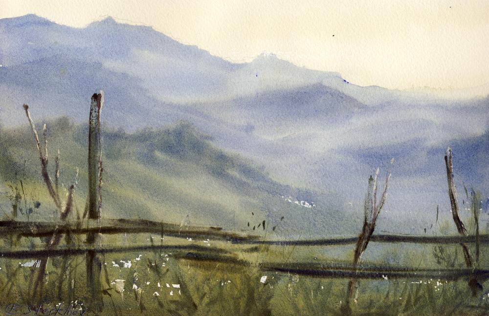Konstantin Sterkhov - Mountains In Guangxi