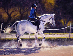 Janet Broussard - Afternoon Exercise