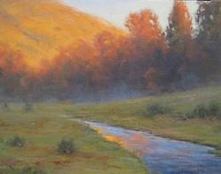 Mark Saenger - Autumn's Evening Light