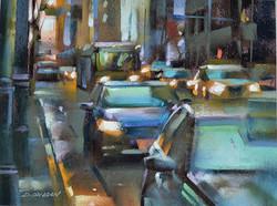 Desmond O'Hagan - Downtown Traffic