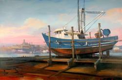 Keith Gunderson - Gloucester Boatyard