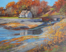 Cathy Lachance - By a Nice Fall Day