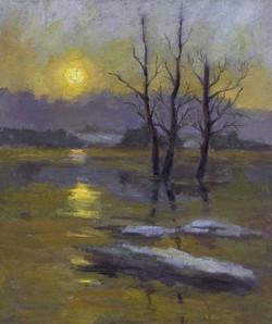 Oksana Johnson - Last Day of Winter
