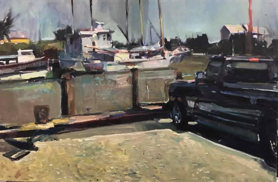 Walter Bartman - Buy Boat, Tilghman Island