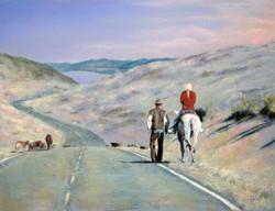 Christopher Reid - Cattle Drive