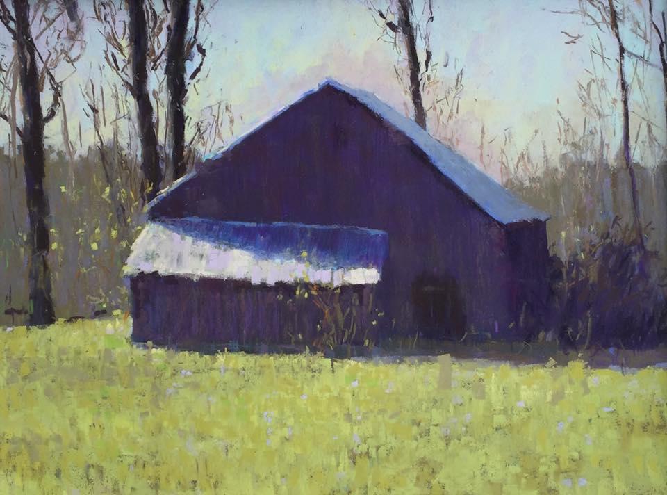 Carol Strock Wasson - Early Spring