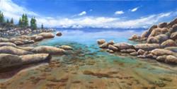 John Nichols - Tahoe Beach