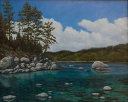 John Nichols - Tahoe Shore