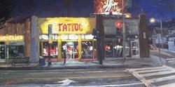 Scott W. Prior - High Voltage Tattoo Shop