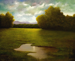 Ron Brown - Meadow in the Forest