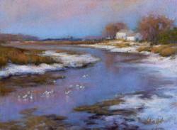 Lana Ballot - Winter at Stony Brook