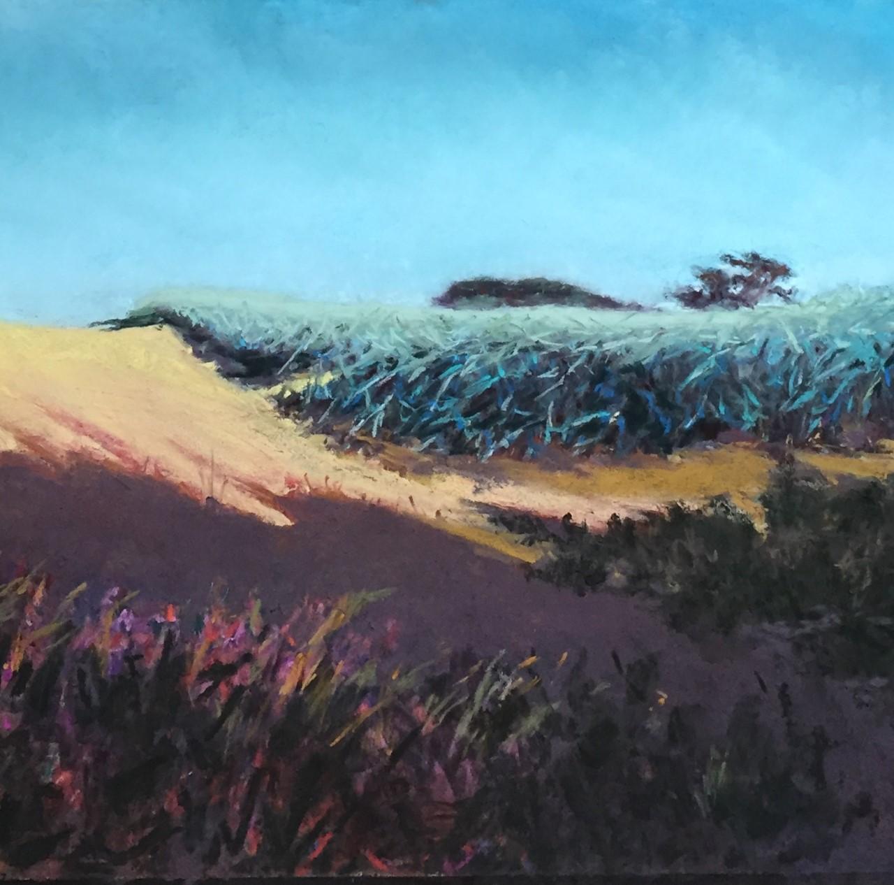 Jane Wright Wolf - Pineapple Field