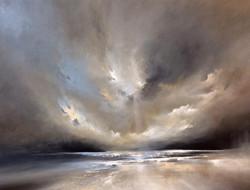 Gaye Clear - Wintertide (acrylic)