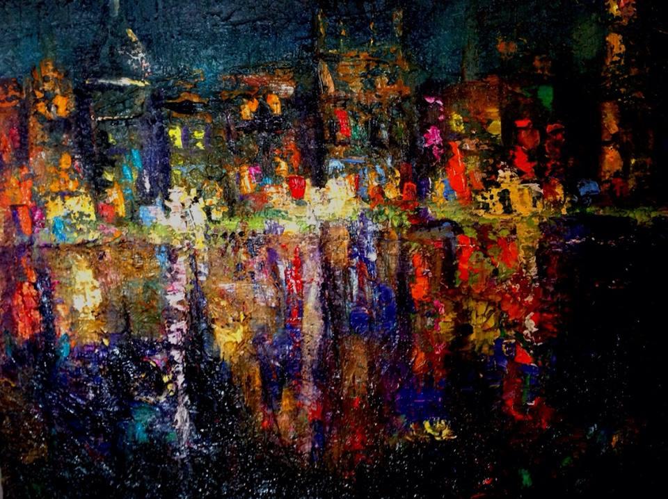 Lindy Wiese - Night Scene