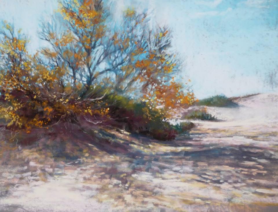 Marjorie Vincent - On the Dune Grey