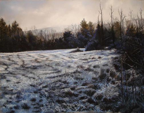 Marlene Wiedenbaum - Rock Hill Morning Mist V