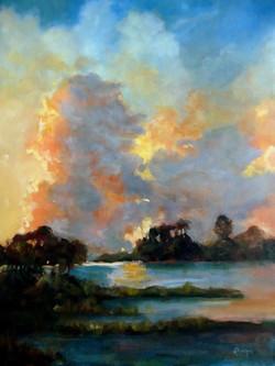 Sharon Repple - Evening Light