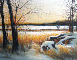 Kathy Mohl - Winter Solstice