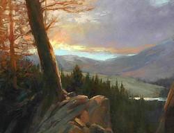 Susan Blackwood - Boulder Light