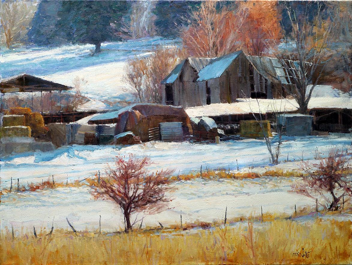 Eric Wallis - Farmer's Hill