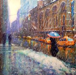 Richard Rosenblatt - Cold Rain and Snow