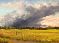 Bonnie Zahn Griffith - Late-Day Clouds