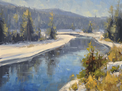 Stacey Peterson - Early Winter
