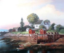 Keith Gunderson - Beals Island View