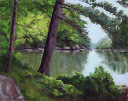 Jane Penfield - Back River